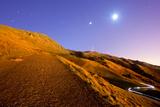 Mission Peak at Dawn Photographic Print by Sean Duan