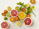 Citrus Variety Lámina fotográfica por Carin Krasner
