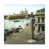 Venice (Italy), Image from the Ducal Palace, Circa 1895 Photographic Print by Levy et Fils, Leon