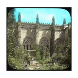 Segovia (Spain), the Cloister of the Former Cathedral , Circa 1885-1890 Photographic Print by Levy et Fils, Leon