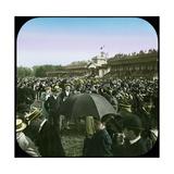 The Grand Prix, Paris (Ile-De-France, France), around 1900 Photographic Print by Levy et Fils, Leon