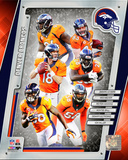 Denver Broncos 2014 Team Composite Photo