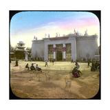 World Fair of 1900, Paris, the Pavilion of Egypt Photographic Print by Levy et Fils, Leon