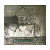 Burgos (Spain), the Cathedral, the Coffer of the Cid Campeador Photographic Print by Levy et Fils, Leon
