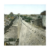 Beijing (China), Inside the Fortified Walls, 1860 Photographic Print by Levy et Fils, Leon