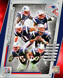 New England Patriots 2014 Team Composite Foto