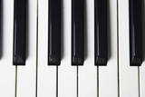 Music Keyboard Photographic Print by Nichola Evans