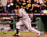 Brandon Crawford Grand Slam 2014 National League Wild Card game Photo