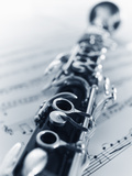 Clarinet Photographic Print by Adam Gault