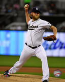 Andrew Cashner 2013 Action Photo