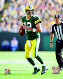 Aaron Rodgers 2014 Action Photo