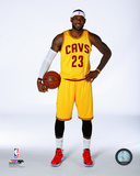 LeBron James 2014 Posed Photo