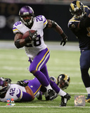 Adrian Peterson 2014 Action Photo