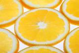 Orange Slices Photographic Print by Vincenzo Lombardo