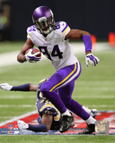 Cordarrelle Patterson 2014 Action Photo