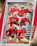 San Francisco 49ers 2014 Team Composite Photo
