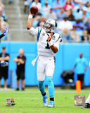 Cam Newton 2014 Action Photo