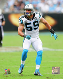 Luke Kuechly 2014 Action Photo