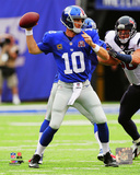 Eli Manning 2014 Action Photo