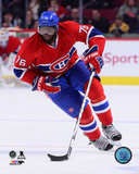 P.K. Subban 2013-14 Action Photo