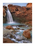 Havasu Falls, Grand Canyon, Arizona Art by Tim Fitzharris