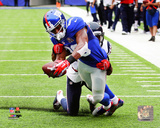 Victor Cruz 2014 Action Photo