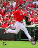 Joey Votto 2014 Action Photo