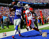 Rueben Randle 2014 Action Photo