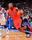 Kyle Lowry 2013-14 Action Photo