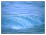 Ocean waves, Hawaii Poster by Tim Fitzharris