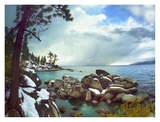 Memorial Point, Lake Tahoe, Nevada Posters by Tim Fitzharris