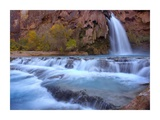 Havasu Falls, Grand Canyon, Arizona Poster by Tim Fitzharris