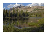 Butterfly Lake, Uinta Range, Utah Prints by Tim Fitzharris