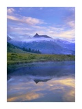 Ruby Range reflected in the Slate River, Colorado Prints by Tim Fitzharris