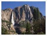 Yosemite Falls, Yosemite National Park, California Prints by Tim Fitzharris