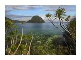 Cadlao Island near El Nido, Palawan, Philippines Posters by Tim Fitzharris