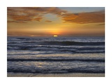 Sunset, Playa Langosta, Guanacaste, Costa Rica Prints by Tim Fitzharris