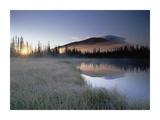 Nisling Range, Yukon Territory, Canada Prints by Tim Fitzharris