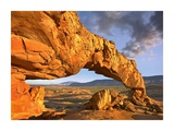 Sunset Arch, Escalante National Monument, Utah Posters by Tim Fitzharris