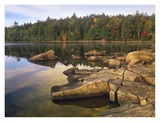 Eagle Lake, Acadia National Park, Maine Posters by Tim Fitzharris