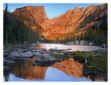 Dream Lake, Rocky Mountain National Park, Colorado Posters by Tim Fitzharris