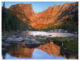 Dream Lake, Rocky Mountain National Park, Colorado Plakater af Tim Fitzharris