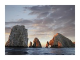El Arco and sea stacks, Cabo San Lucas, Mexico Prints by Tim Fitzharris