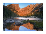 Dream Lake, Rocky Mountain National Park, Colorado Prints by Tim Fitzharris