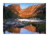 Dream Lake, Rocky Mountain National Park, Colorado Prints by Tim Fitzharris