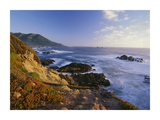 Coastline, Big Sur, Garrapata State Beach, California Prints by Tim Fitzharris