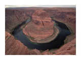 Colorado River at Horseshoe bend near Page, Arizona Prints by Tim Fitzharris