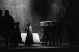 """A Scene from """"Hamlet"""" by William Shakespeare, Directed by Franco Zeffirelli Photographic Print by Mario de Biasi"""
