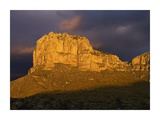 El Capitan, Guadalupe Mountains National Park, Texas Prints by Tim Fitzharris