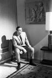 Sean Connery from the Movie Thunderball Reproduction photographique par Mario de Biasi